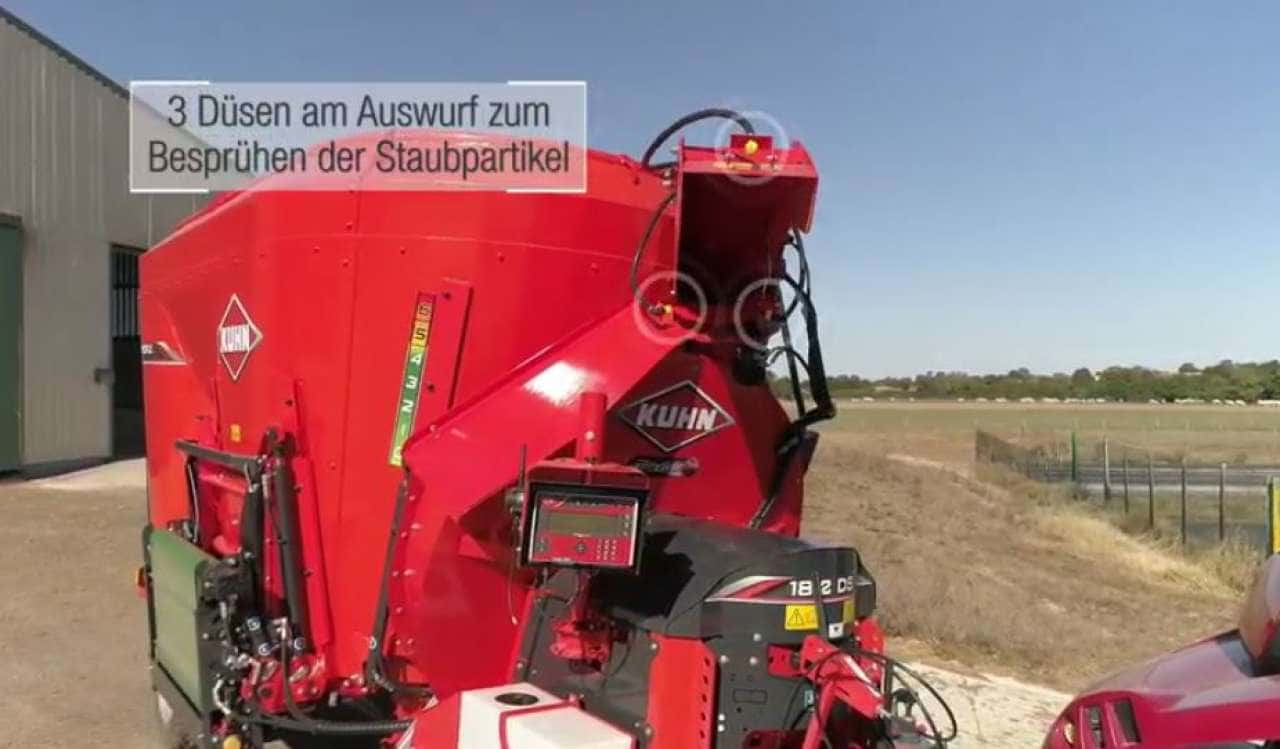 Kuhn Cleanstraw