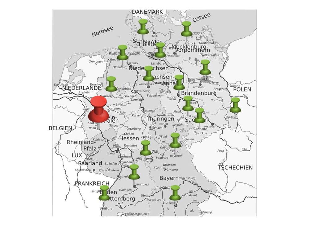 Demonstrationen am 22. Oktober in Deutschland