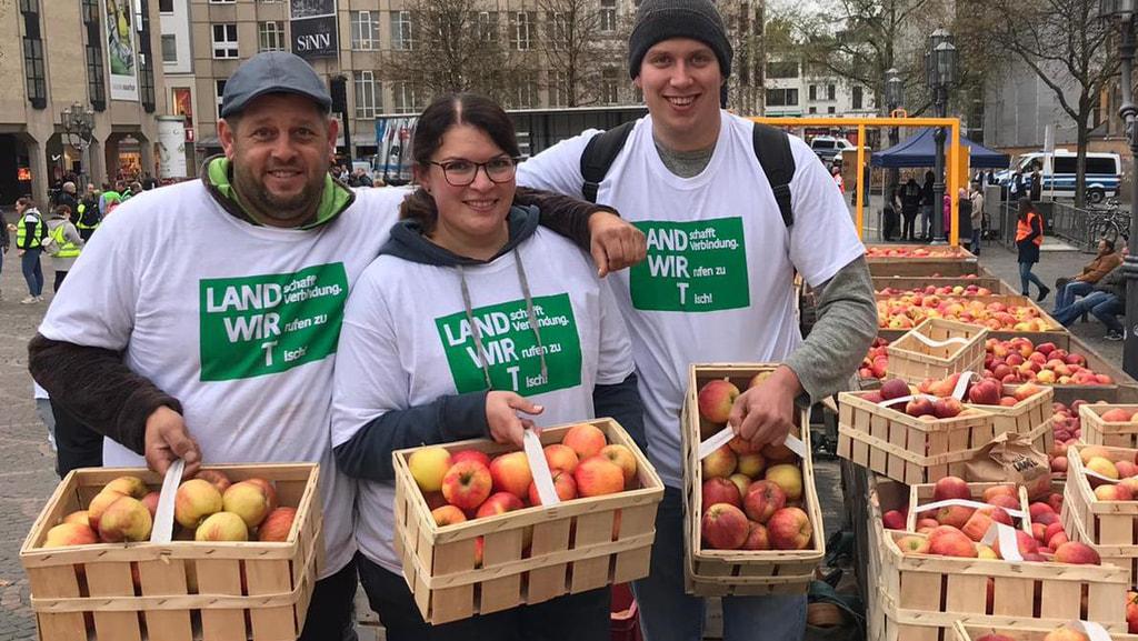 Bauernprotest Bonn