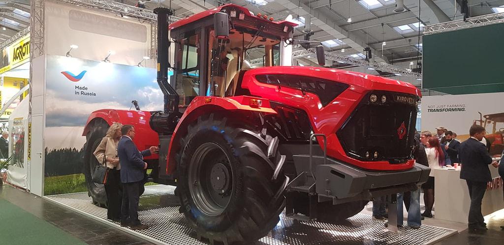 Neue Traktoren auf der Agritechnica - Die Exoten 2019