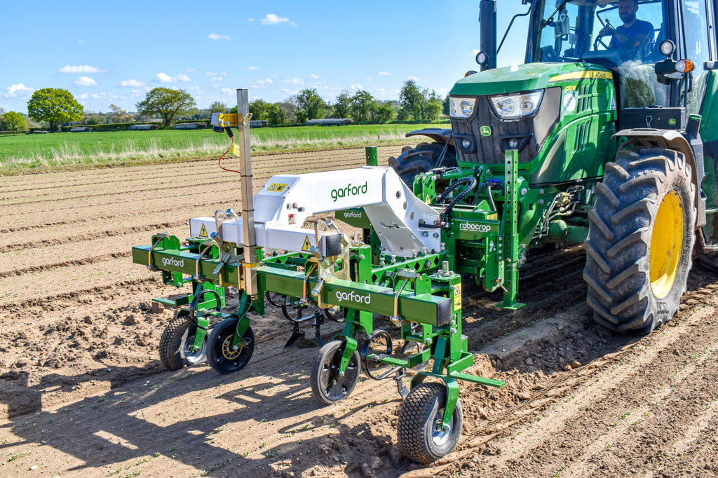 Garford Robocrop Contractor