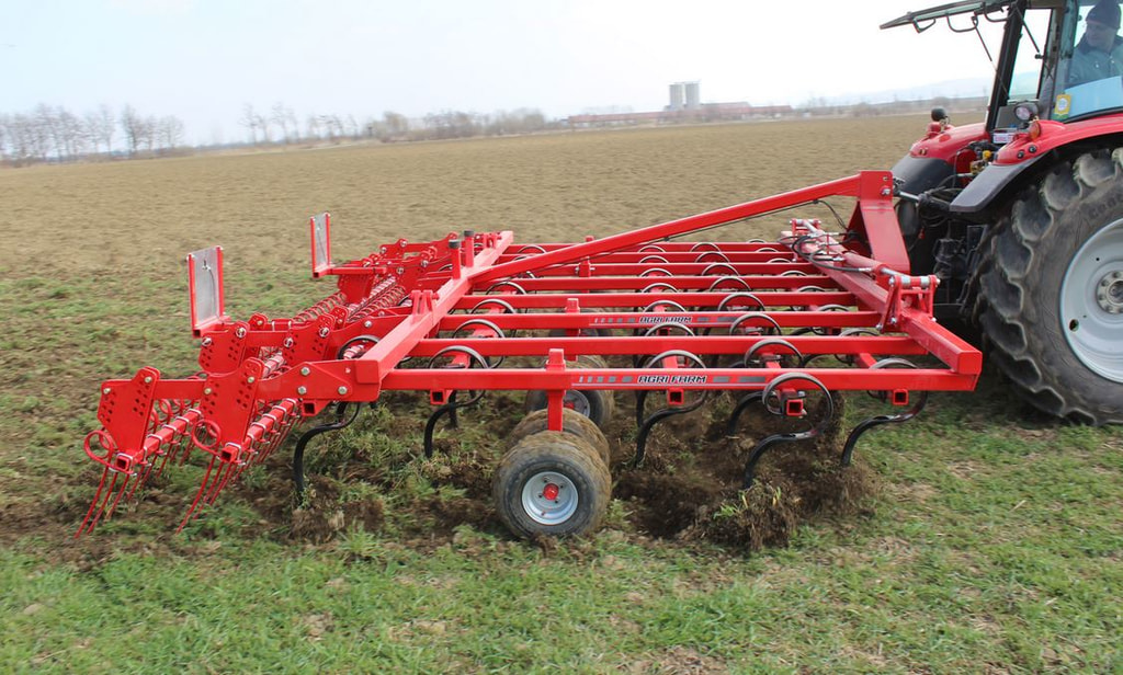 Agri Farm Bio Eurocult Leichtgrubber