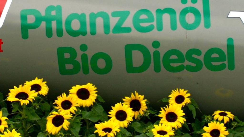"""Als """"schlechter Tag für die Biokraftstoffwirtschaft"""" bezeichnet der VDB die Einigung."""