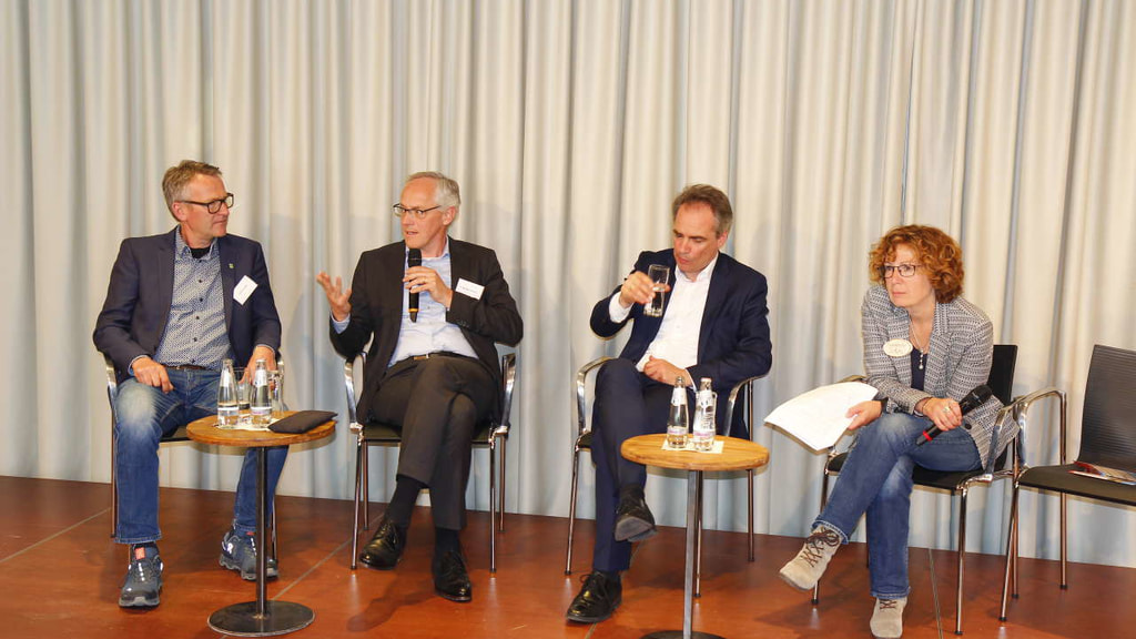 Podiumsdiskussion Berlin