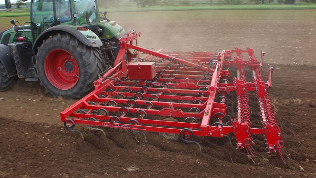 Agri Farm Bio Planomat Kultivationsgerät