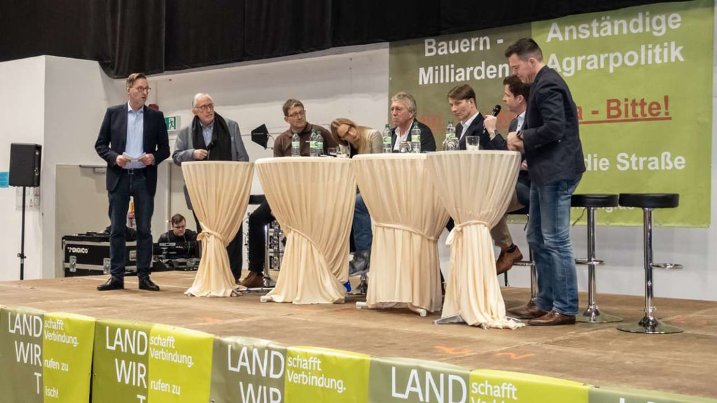 Podiumsdiskussion in Osnabrück