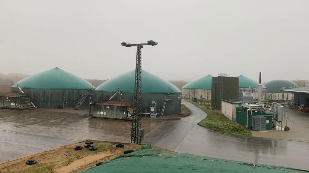 Biogasanlage Eimke