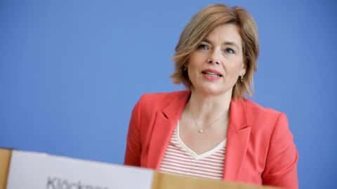 Klöckner in BPK