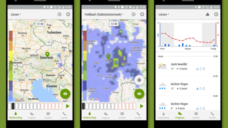 Wetter App Landwirtschaft